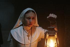 The Nun conjures best series debut