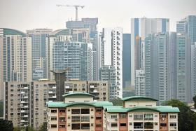 Resale prices of private non-landed homes dip in August
