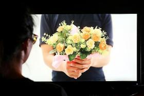 Married woman cheated in love scam