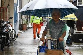 Naked man found sleeping in rubbish bin in Chinatown