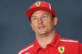 Vettel sad to see Raikkonen go