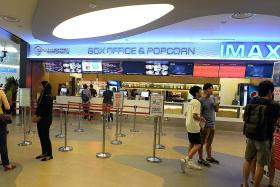 Food sold in cinemas not halal: Muis