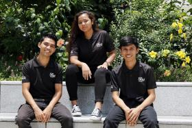 ITE students and alumna given chance to work on popular movie sets