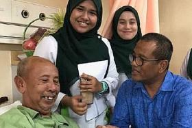Under One Roof's Zaibo has stage four cancer
