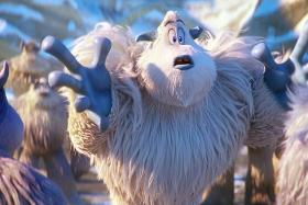 Channing Tatum has to trick daughter to watch his animation Smallfoot