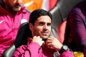 Arteta: City have world's best players
