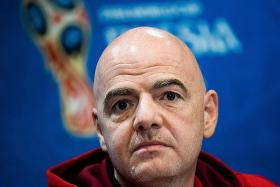Fifa chief not keen on playing La Liga match in Miami