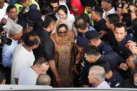 Najib's wife Rosmah to be charged with money laundering soon: Report
