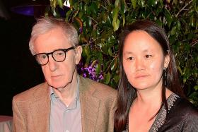 Woody Allen's wife speaks out about 'unjust' allegations