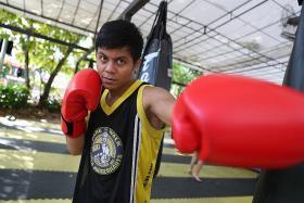 Ashiq first Singaporean to battle for WBC title