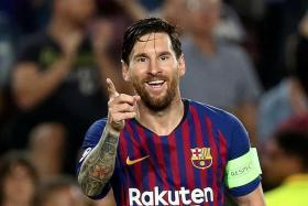 Hat-trick hero Messi makes the extraordinary look routine: Valverde