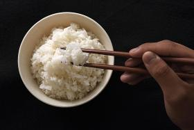 Eating rice has never been so nice