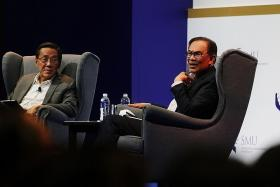 Anwar welcomes challenge of running in by-election