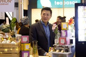 Tea lovers find their perfect match with Teapasar's tech