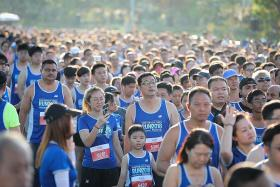 Over 13,000 take part in ST Run