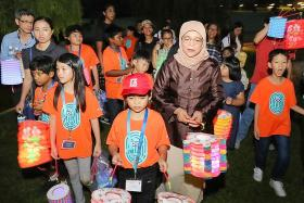President Halimah wants Singaporeans to submit photos of Istana