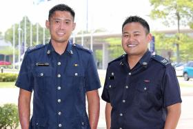 Cop hailed for going 'beyond' for kids