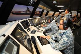 New facility at Tuas Naval Base to make training more efficient