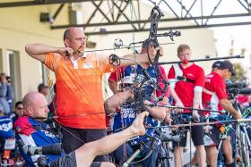 Archery empowers Fuchs