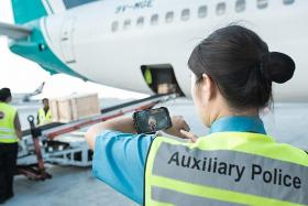 $1m tech push for airport security