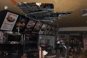 Burst water pipe forces Toa Payoh foodcourt to close for three hours