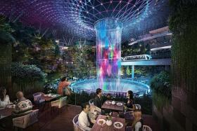 Look forward to Pokemon, Shake Shack and more at Jewel Changi Airport