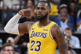 James, Lakers seek Hollywood ending
