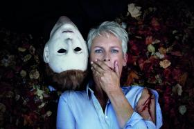 Jamie Lee Curtis reprises role in new Halloween movie 40 years later