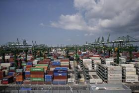 Non-oil domestic exports up 8.3 per cent