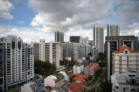 URA cuts number of units allowed to be built in pivate flats, condos