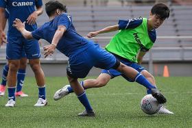 Japan stint makes Joel hungrier to succeed