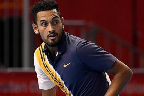 From Russia to Kyrgios, with love