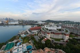 Plans to revamp Sentosa, Pulau Brani in the works