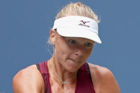 Halep pulls out of WTA Finals, handing debut to Bertens