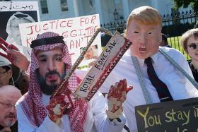 US lawmakers blame Saudi crown prince for Khashoggi murder