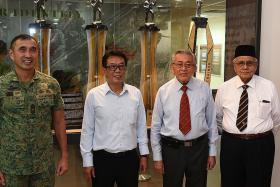 SAF renames trophies to  honour 'legendary enciks'
