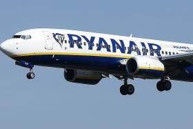 British cops start probe after Ryanair passenger's racist rant