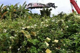 Taiwan train crash: Woman loses 8 family members