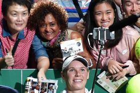 Singapore's boost to WTA Finals
