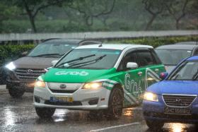 NTUC Income offers protection against surge pricing on rainy days