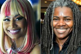 Tracy Chapman sues Nicki Minaj for lifting lyrics, melody