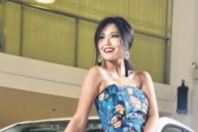 New Face finalist Yap Yu Jun describes herself as an avocado