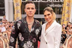 Working with wife on X Factor is 'most fun' Robbie Williams has had