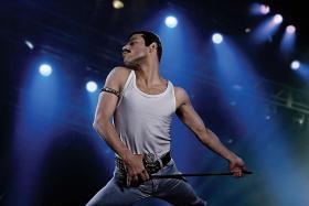 Malek prepared to play Freddie Mercury two years before he got cast