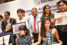 Record $250k medal payout for Singapore's para-athletes