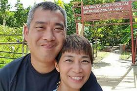 Singapore woman killed in Malaysia after she's flung from hubby's bike
