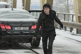 Claire Foy dives into darkness in The Girl In The Spider's Web