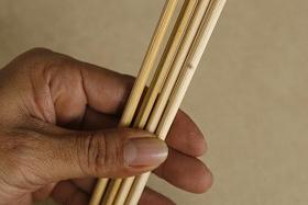 Disposable chopsticks generally safe: Case