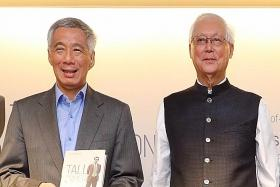 Singapore leaders striving for smooth transition: PM Lee