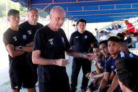 Eriksson gives the Philippines an extra edge